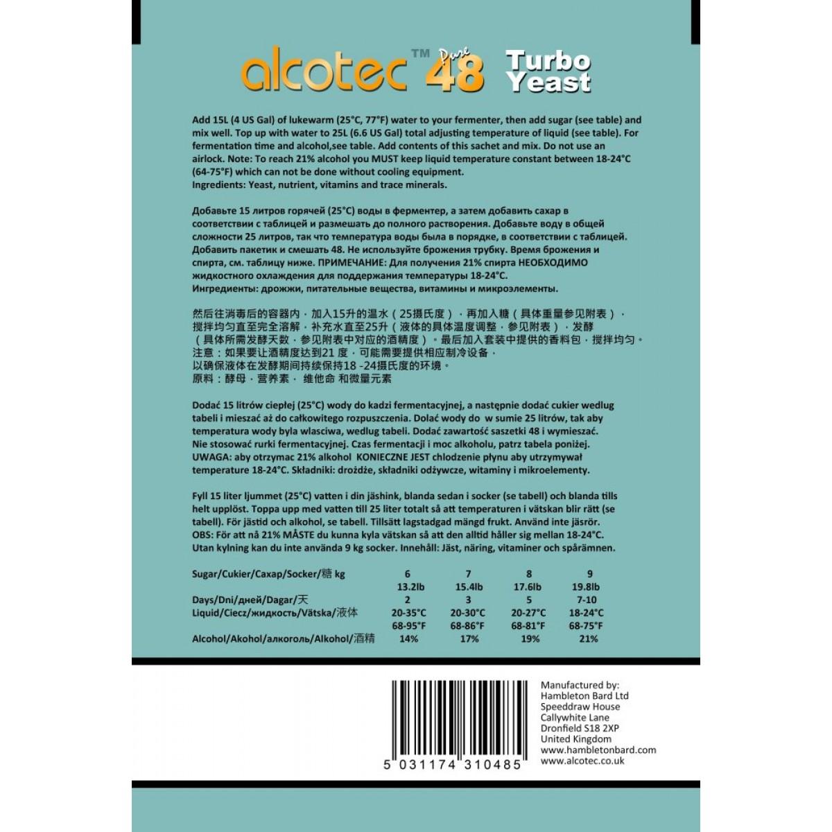 Alcotec48 Pure 2