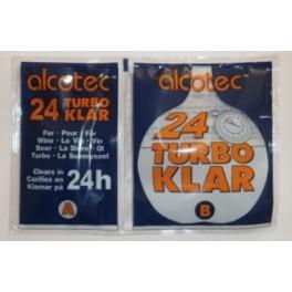 ALCOTEC TURBO CLEAR 24