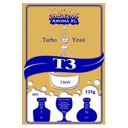 AromaXL T3 Turbo mielės