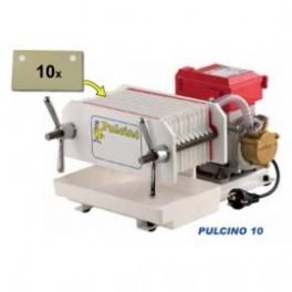 PULCINO 10, Automatinis filtravimo presas