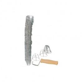 Kamščių vielučių užsukimo įrankis