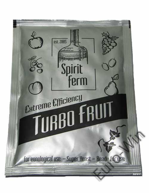 Aktyvios mielės SpiritFerm Turbo FRUIT
